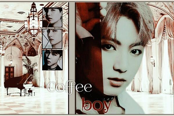 Fanfic / Fanfiction CoffeeBoy