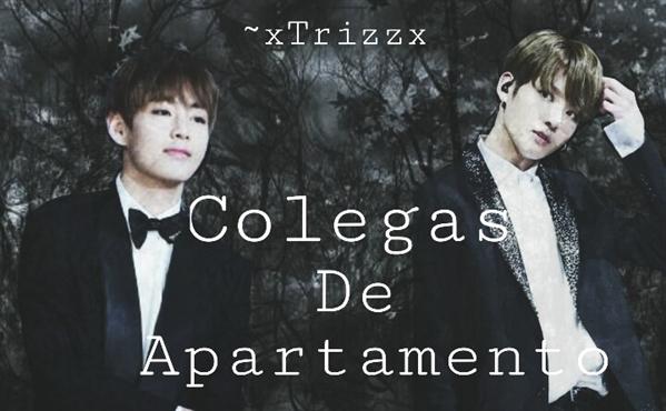 Fanfic / Fanfiction Colegas de apartamento (Imagine Taehyung e Jungkook)