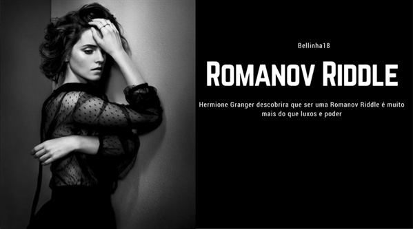 Fanfic / Fanfiction Romanov Riddle