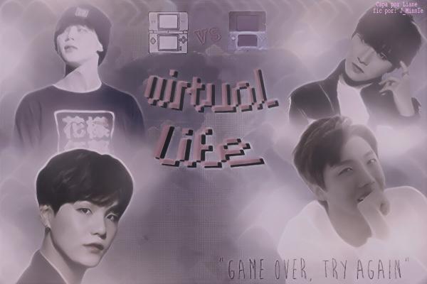 Fanfic / Fanfiction Virtual Life - Interativa BTS e Monsta X