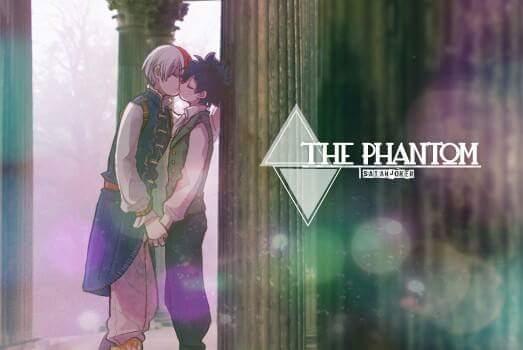 Fanfic / Fanfiction The Phantom