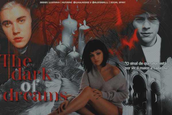 Fanfic / Fanfiction The dark of dreams (HIATUS)
