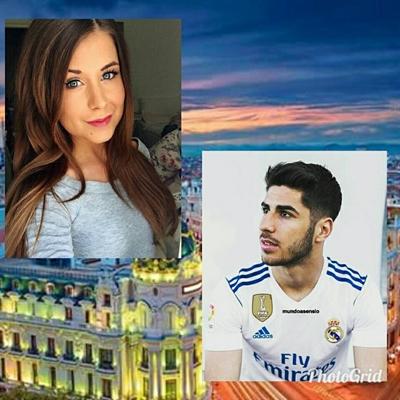 Fanfic / Fanfiction A Madrid que mudou minha história