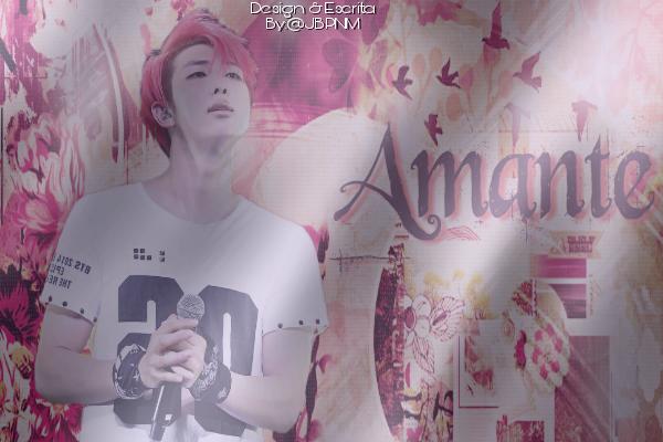 Fanfic / Fanfiction Amante - Imagine Kim Namjoon