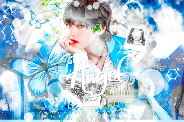 Fanfic / Fanfiction Angel - (Imagine Kim Taehyung - V)