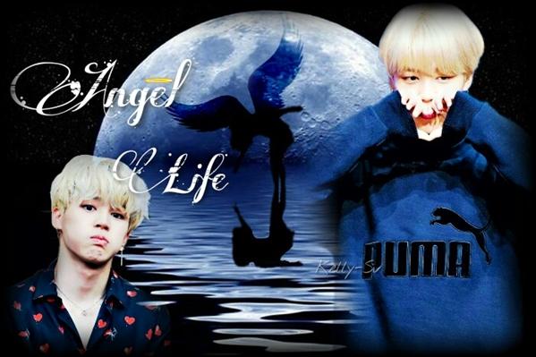 Fanfic / Fanfiction Angel Life - (Imagine Jimin)