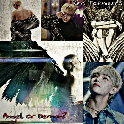 "Fanfic / Fanfiction ""Angel Or Demon?"""
