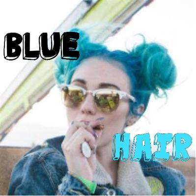 Fanfic / Fanfiction Blue Hair