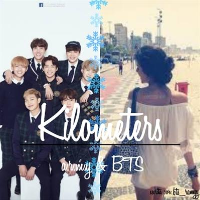 Fanfic / Fanfiction BTS- Kilometers- Instagram