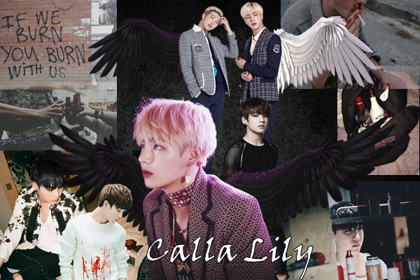 Fanfic / Fanfiction Calla Lily