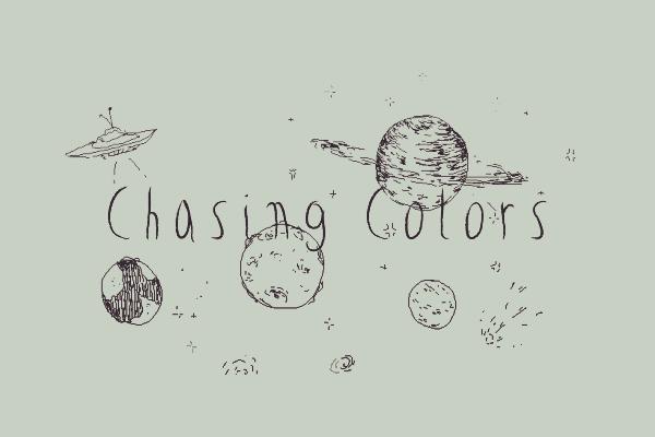 Fanfic / Fanfiction Chasing Colors