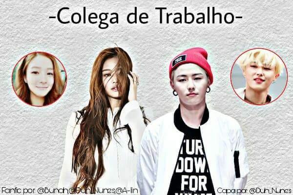 Fanfic / Fanfiction Colega de Trabalho (U-Kwon, Block B )