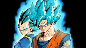 Fanfic / Fanfiction Dbs:Goku E Vegeta na dimensão X
