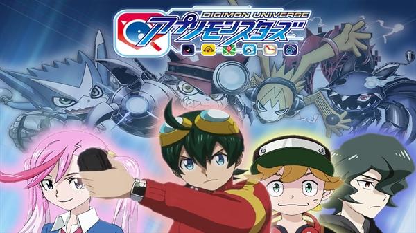 Fanfic / Fanfiction Digimon Masters Real o jogo começa(Interativa)