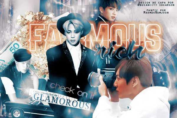 Fanfic / Fanfiction Famous Rich (KookMin)