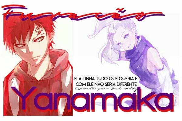 Fanfic / Fanfiction Furacão Yamanaka