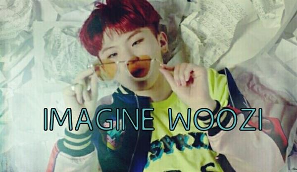 Fanfic / Fanfiction Imagine Woozi