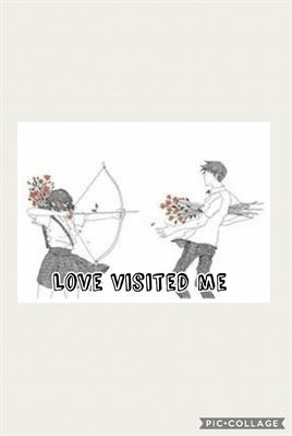 Fanfic / Fanfiction Love visited me ( imagine Jungkook )