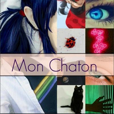Fanfic / Fanfiction Mon Chaton