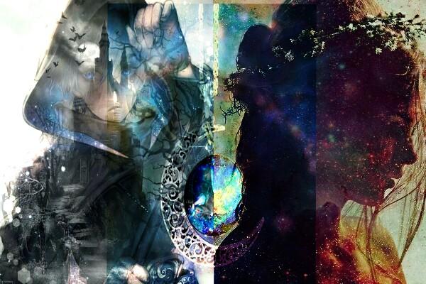 Fanfic / Fanfiction Na outra dimensão