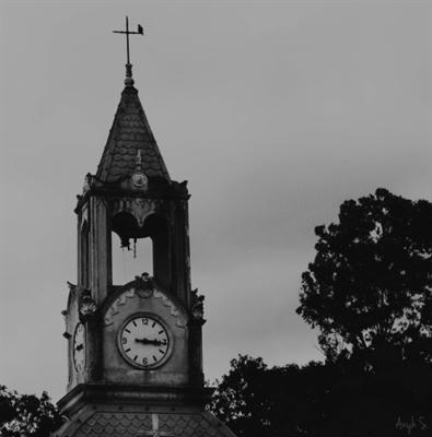 Fanfic / Fanfiction .naquela igreja bonita.