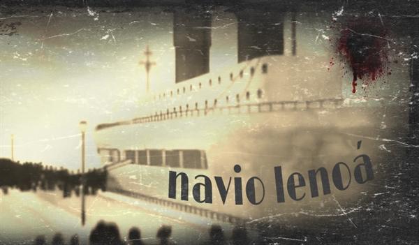 Fanfic / Fanfiction O grande misterio do navio Lenoá - interativa