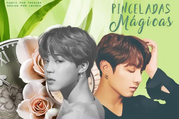 Fanfic / Fanfiction Pinceladas Mágicas