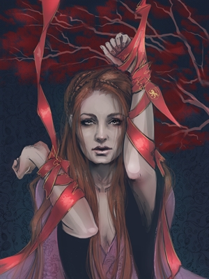Fanfic / Fanfiction Que culpa tinha Sansa?