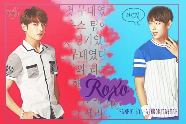 Fanfic / Fanfiction Roxo - Vkook Taekook