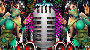 Fanfic / Fanfiction School Of Music - Paladins