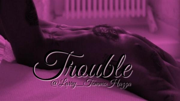 Fanfic / Fanfiction Trouble (Oneshot Larry Stylinson)