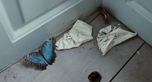 Fanfic / Fanfiction Uma libélula e borboletas.