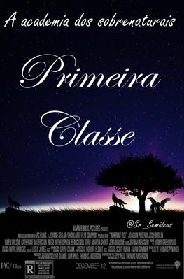 Fanfic / Fanfiction Academia dos Sobrenaturais: A primeira classe.
