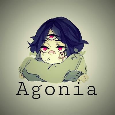 Fanfic / Fanfiction Agonia