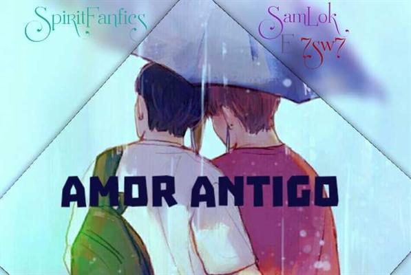 Fanfic / Fanfiction Amor Antigo ( VKOOK )
