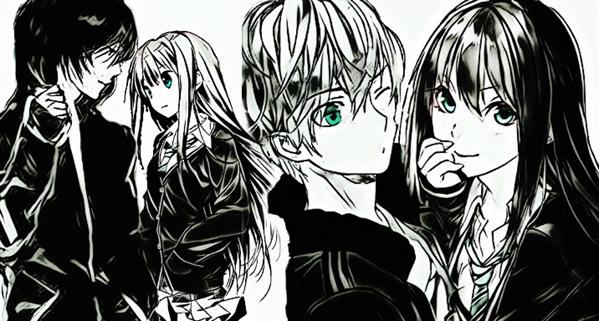 Fanfic / Fanfiction An Anime Love