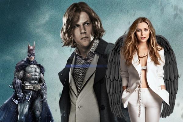 Fanfic / Fanfiction Angel - Lex Luthor