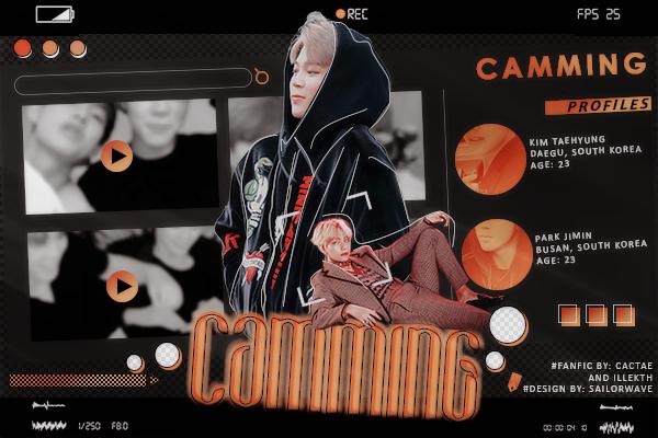 Fanfic / Fanfiction Camming