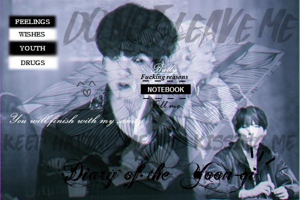 Fanfic / Fanfiction Diary of the Yoongi - Yoonkook