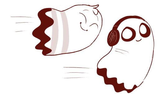 Fanfic / Fanfiction Ghost!Frisk