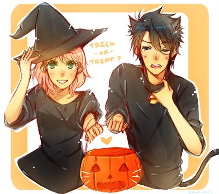 Fanfic / Fanfiction Halloween