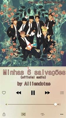 Fanfic / Fanfiction Kim Taehyung, Park Jimin - Minhas 6 salvações