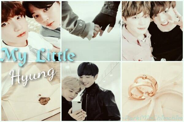 Fanfic / Fanfiction My Little Hyung