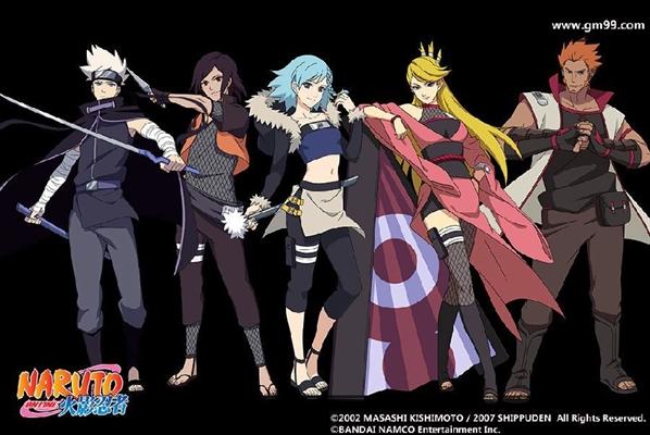 História Naruto online - Next Generation - História ...