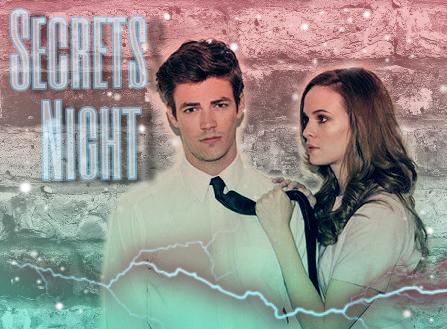 Fanfic / Fanfiction Secrets night