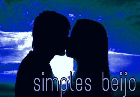 Fanfic / Fanfiction Simples beijo