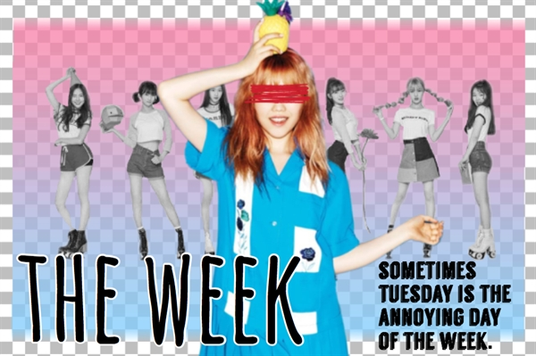 Fanfic / Fanfiction The Week