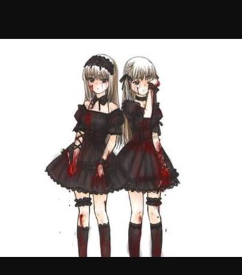 Fanfic / Fanfiction Twins