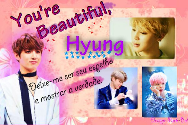 Fanfic / Fanfiction You're Beautiful, Hyung (Jikook)