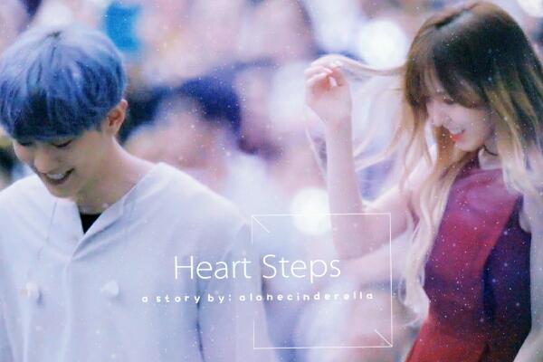 Fanfic / Fanfiction Heart Steps